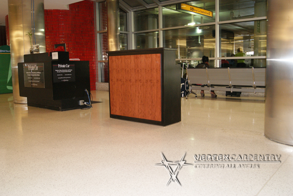 commercial-millwork-airport