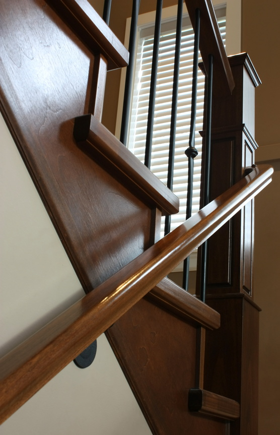 staircase repair and construction