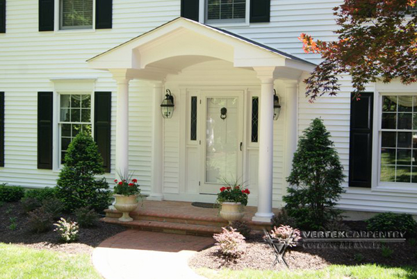 Porches Archives Vertex Carpentry Home